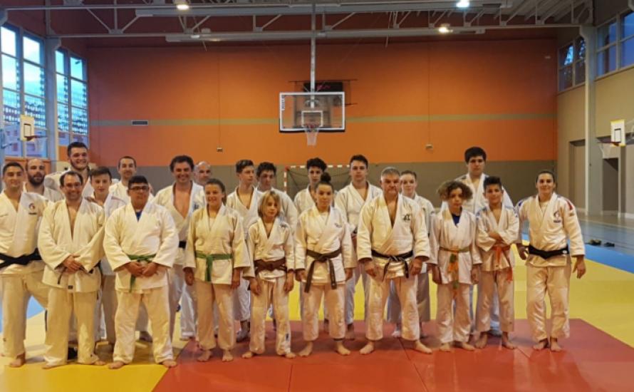 Projet du Rhodia Club Judo